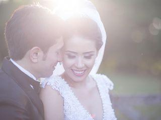 O casamento de Jéssica e Allan
