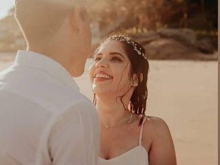O casamento de Nicoli e Quecio 1