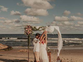 O casamento de Nicoli e Quecio