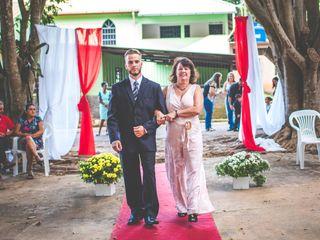 O casamento de Heitor e Maraiz 1