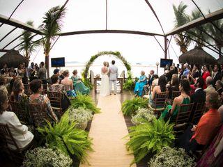 O casamento de Gabriela e Renato