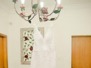 O casamento de Ivy Laurene e Diego 1