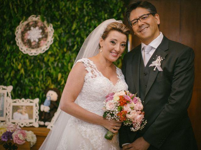 O casamento de Nalinle e Ari