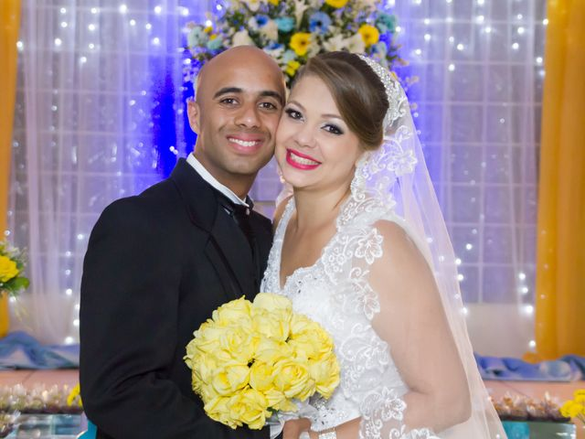 O casamento de Ivy Laurene e Diego