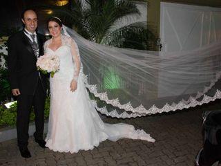 O casamento de Domingos e Claudia