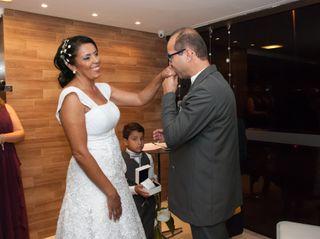 O casamento de Mariza e Hugo