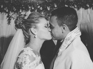 O casamento de Vanessa e Felipe 1