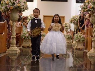 O casamento de Tuane e Luciano 1