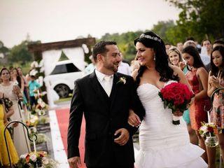O casamento de Aracelle e Tito