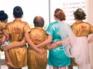 O casamento de Isadora e Neto 2