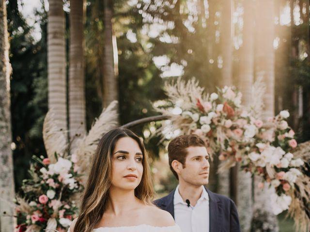 O casamento de Larissa e Jorge