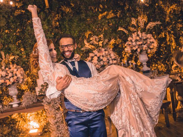 O casamento de Isadora e Neto