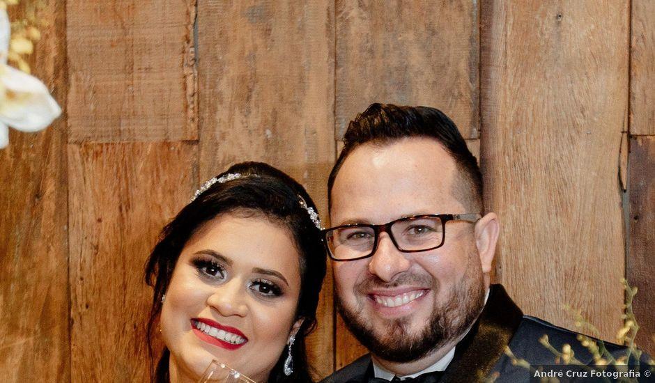 O casamento de Rodrigo e Pamela em São Bernardo do Campo, São Paulo