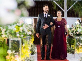 O casamento de Iara e Gesiel 1
