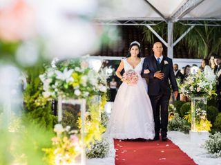 O casamento de Iara e Gesiel 3