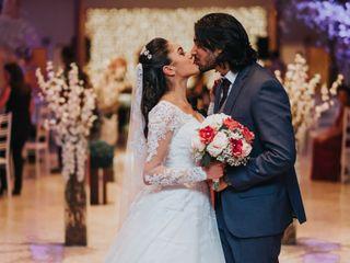 O casamento de Rafaela e Brendo