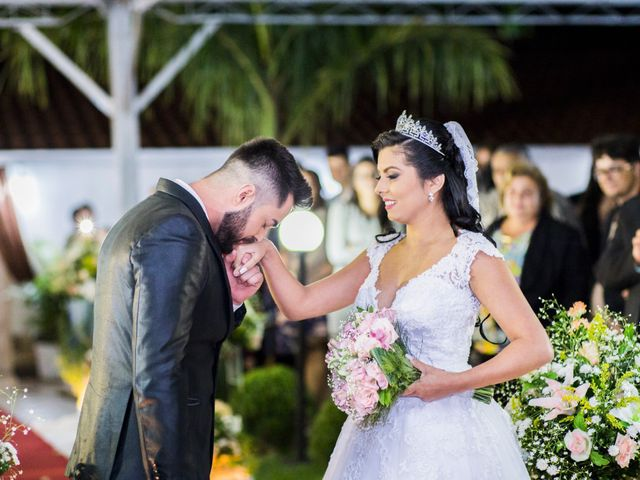 O casamento de Iara e Gesiel