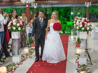 O casamento de Caroline e Lucio 3