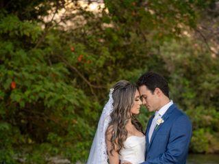 O casamento de Iãnçama e Arthur
