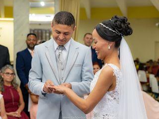 O casamento de Ediane e Renato