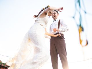 O casamento de Beatriz e Andre