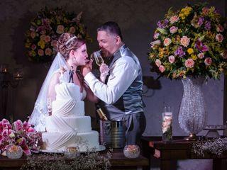 O casamento de Michelle e Ricardo