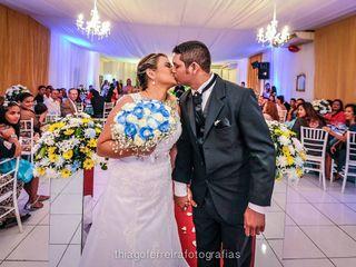 O casamento de Jucélia e Neudison