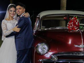 O casamento de Vitoria e Murilo