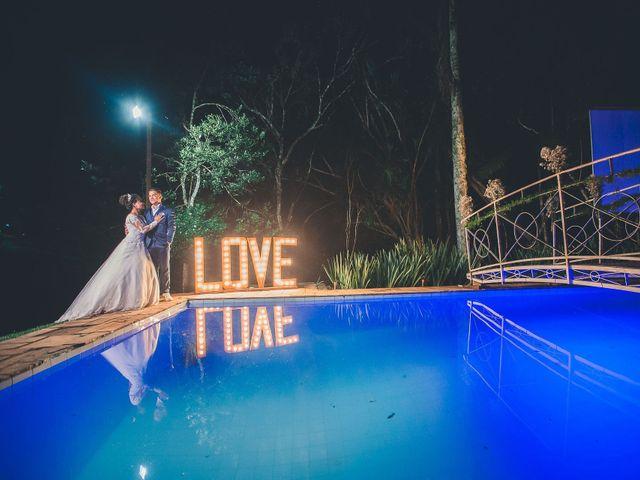 O casamento de Wanessa e Lucas