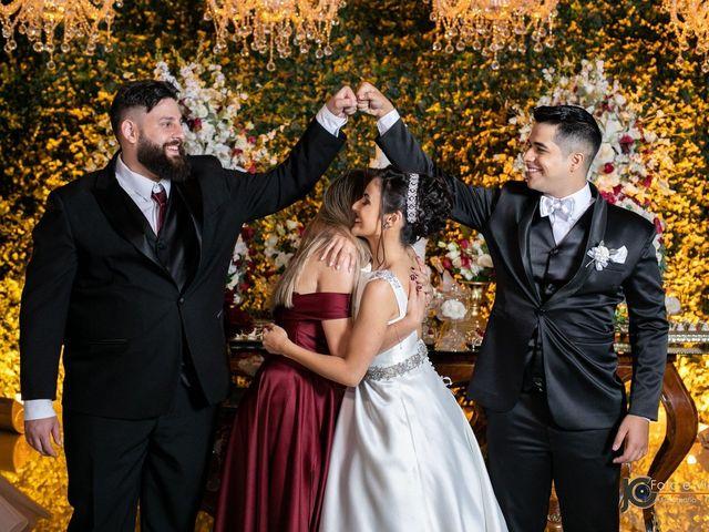 O casamento de Yuri e Ritchelly em Itapecerica da Serra, São Paulo 8