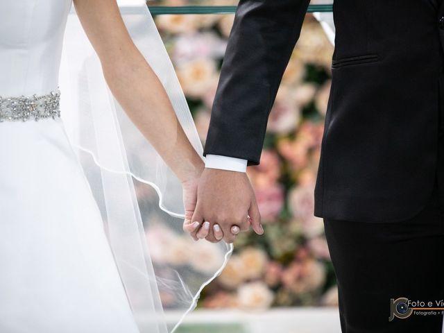 O casamento de Yuri e Ritchelly em Itapecerica da Serra, São Paulo 13
