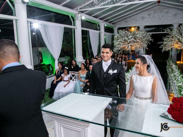 O casamento de Yuri e Ritchelly em Itapecerica da Serra, São Paulo 23
