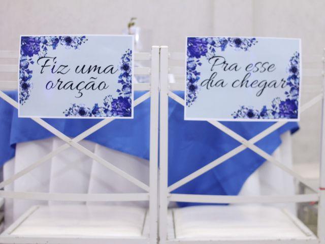 O casamento de Marci e Adiel em Osasco, São Paulo 1
