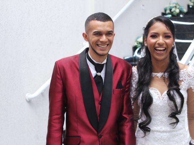 O casamento de Marci e Adiel em Osasco, São Paulo 16