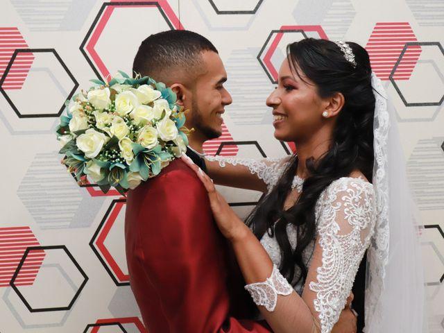 O casamento de Marci e Adiel em Osasco, São Paulo 20