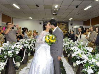 O casamento de João Augusto  e Lhais