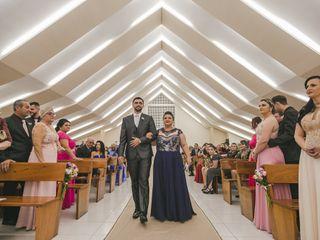 O casamento de Luana e Douglas 2