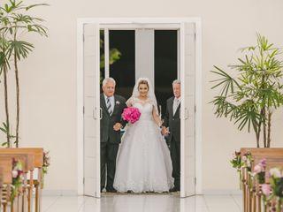 O casamento de Luana e Douglas 1