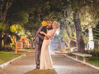 O casamento de Folwe e Victor