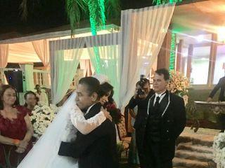 O casamento de Wagner  e Lorenna 1