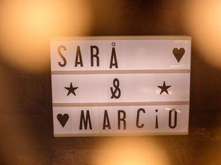 O casamento de Sara e Marcio 1