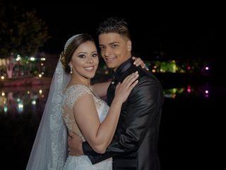 O casamento de Thalissa e Lucas