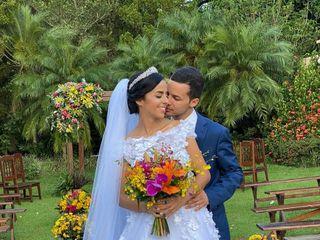 O casamento de Marcela e Wálisson