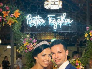 O casamento de Marcela e Wálisson  3