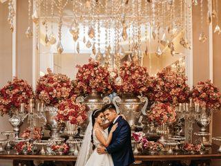O casamento de Lais e Leonardo