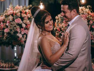 O casamento de Júlia e Beto