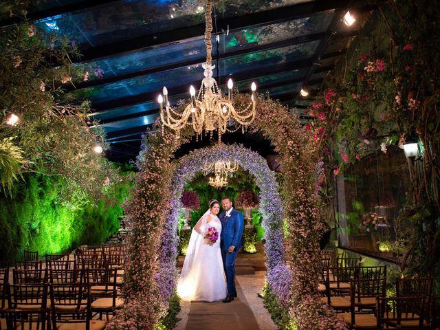 O casamento de Luara e Adriano