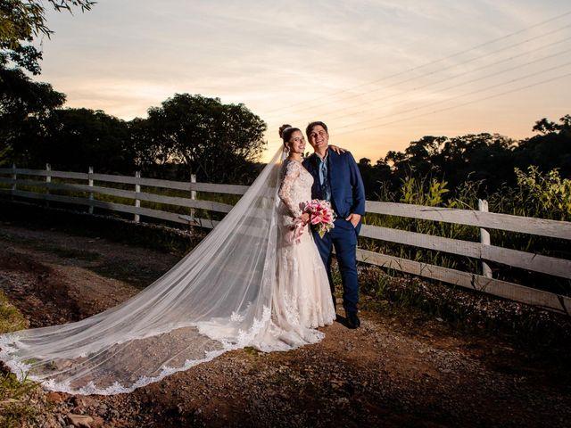 O casamento de Marcio e Sara em Cotia, São Paulo 1