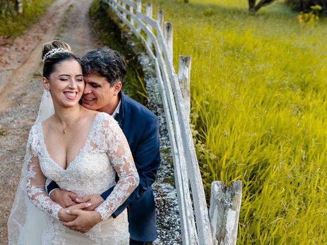 O casamento de Sara e Marcio