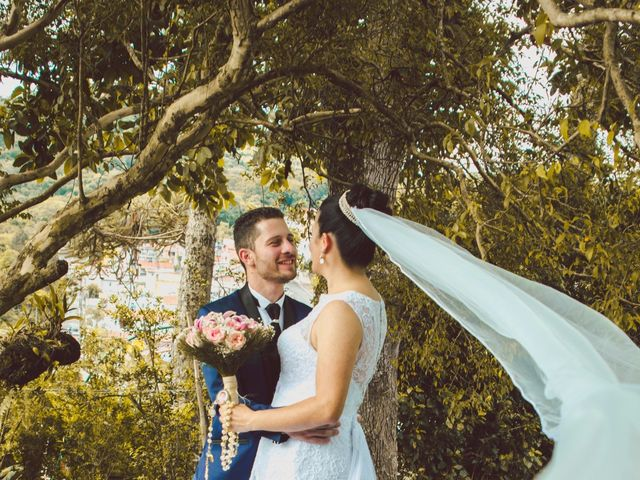 O casamento de Gabriela e Romerito